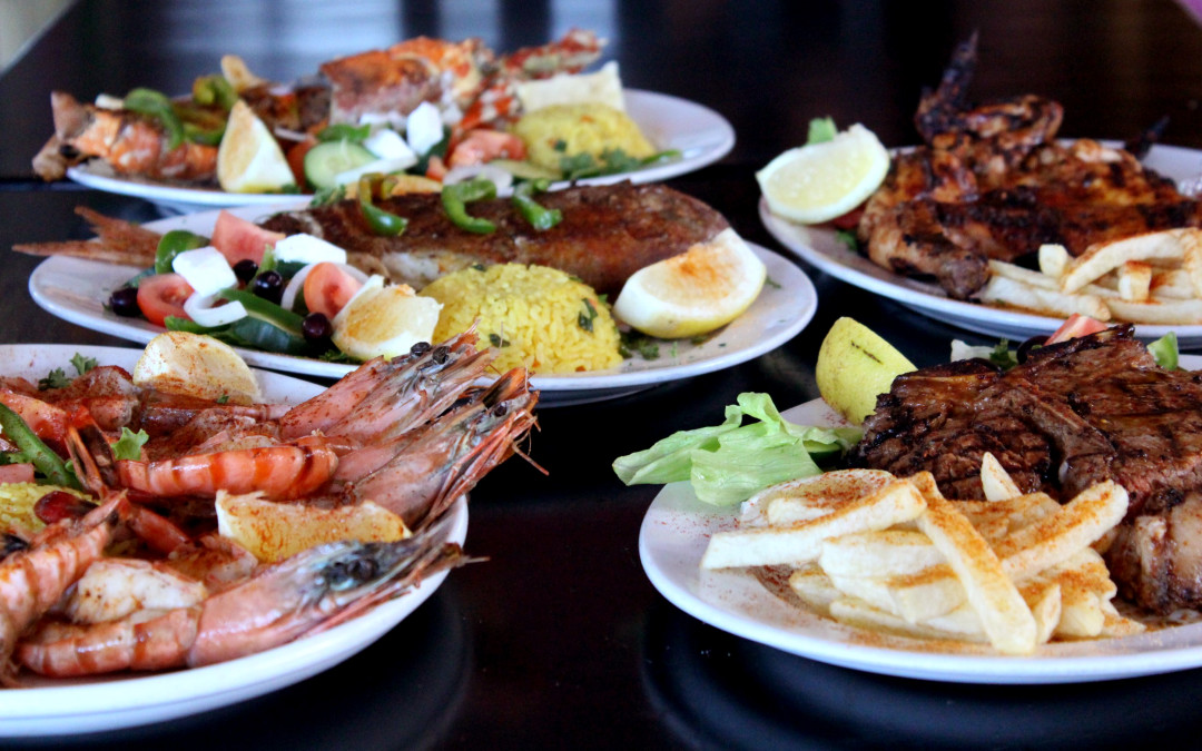 El gato restaurant and sports bar authentic mozambican for Authentic portuguese cuisine